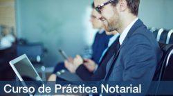 Curso de Práctica Notarial en el Colegio de Escribanos de la Ciudad de Buenos Aires – 2020