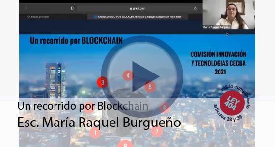 Un recorrido por Blockchain