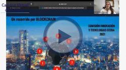 Un recorrido por Blockchain (NO ACREDITA PUNTOS)