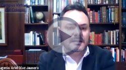Instituto de Filosofía: Argumentación jurídica. Clases abiertas del Dr. Eugenio A. Díaz Jausoro (NO ACREDITA PUNTOS)