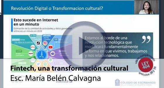 Fintech, una transformación cultural