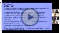 Café Notarial a cargo de la Comisión de Consultas Jurídicas – Fideicomiso Inmobiliario (NO ACREDITA PUNTOS)